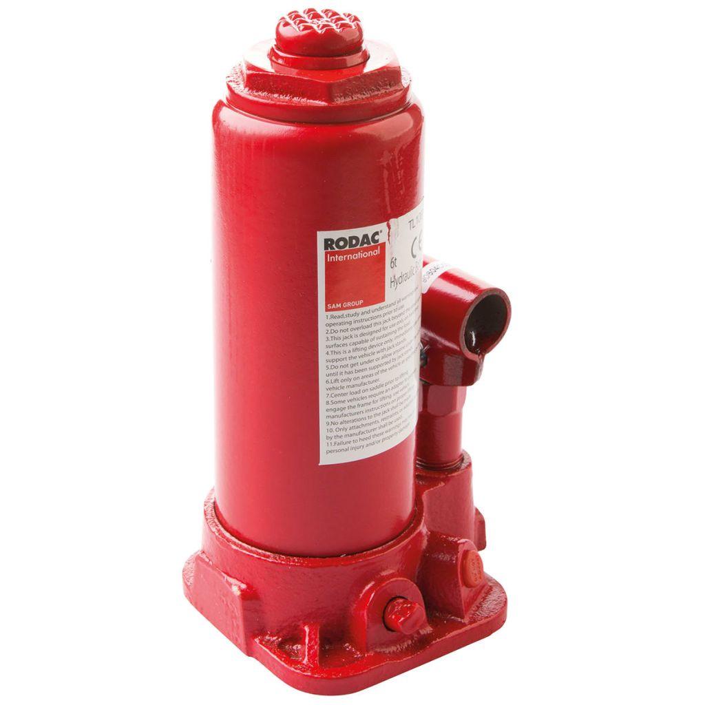Afbeelding van RODAC Potkrik hydraulisch 6 ton TL106N