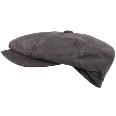 HORKA Casquette Cuir Nappa Taille 58 Marron 255010-0005[1/2]