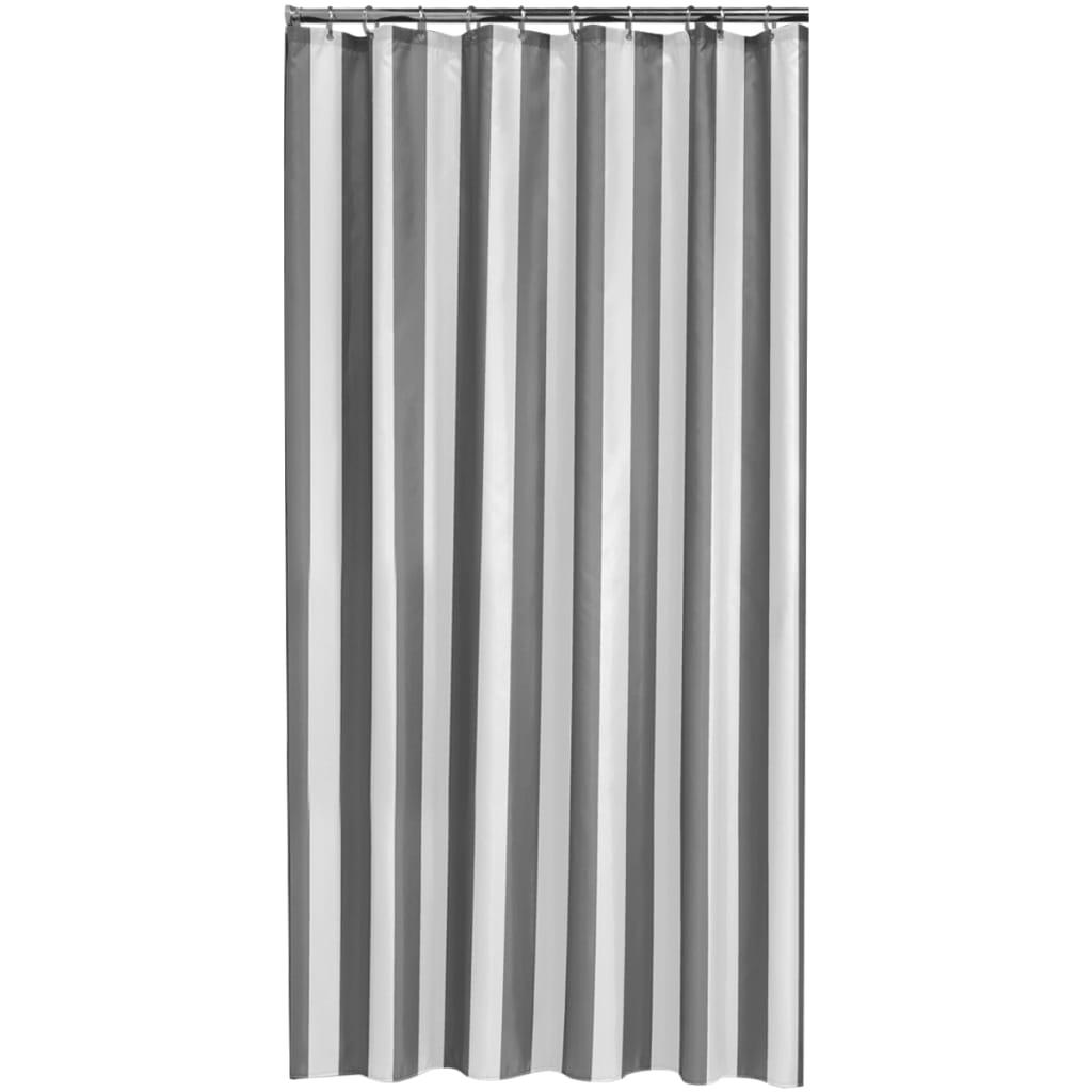 Afbeelding van Sealskin douchegordijn Linje 180 cm grijs 233011314