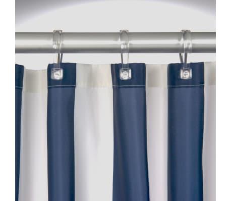 Sealskin Shower Curtain Linje 180 Cm Blue 2330113243 3
