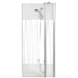 Panneau de douche Get Wet par Sealskin S105 100cm Verre SH011004314400