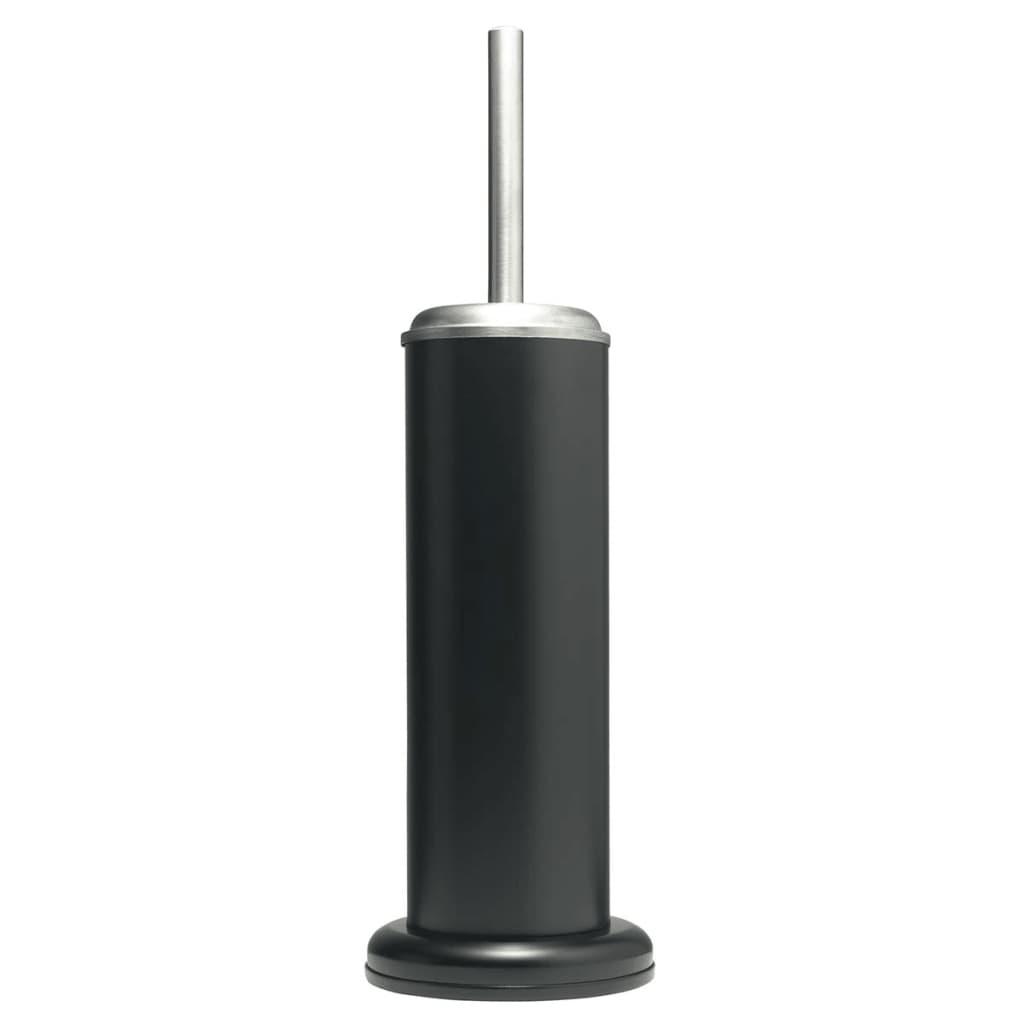 Sealskin Perie de WC cu suport Acero, negru, 361730519 imagine vidaxl.ro