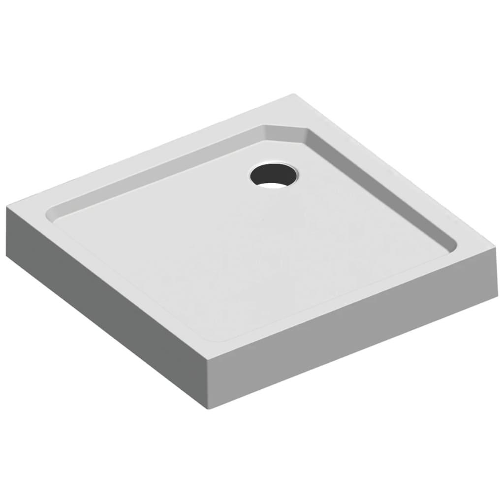 Sealskin Get Wet Fusion douchebak 80x80 cm vierkant met voorpaneel