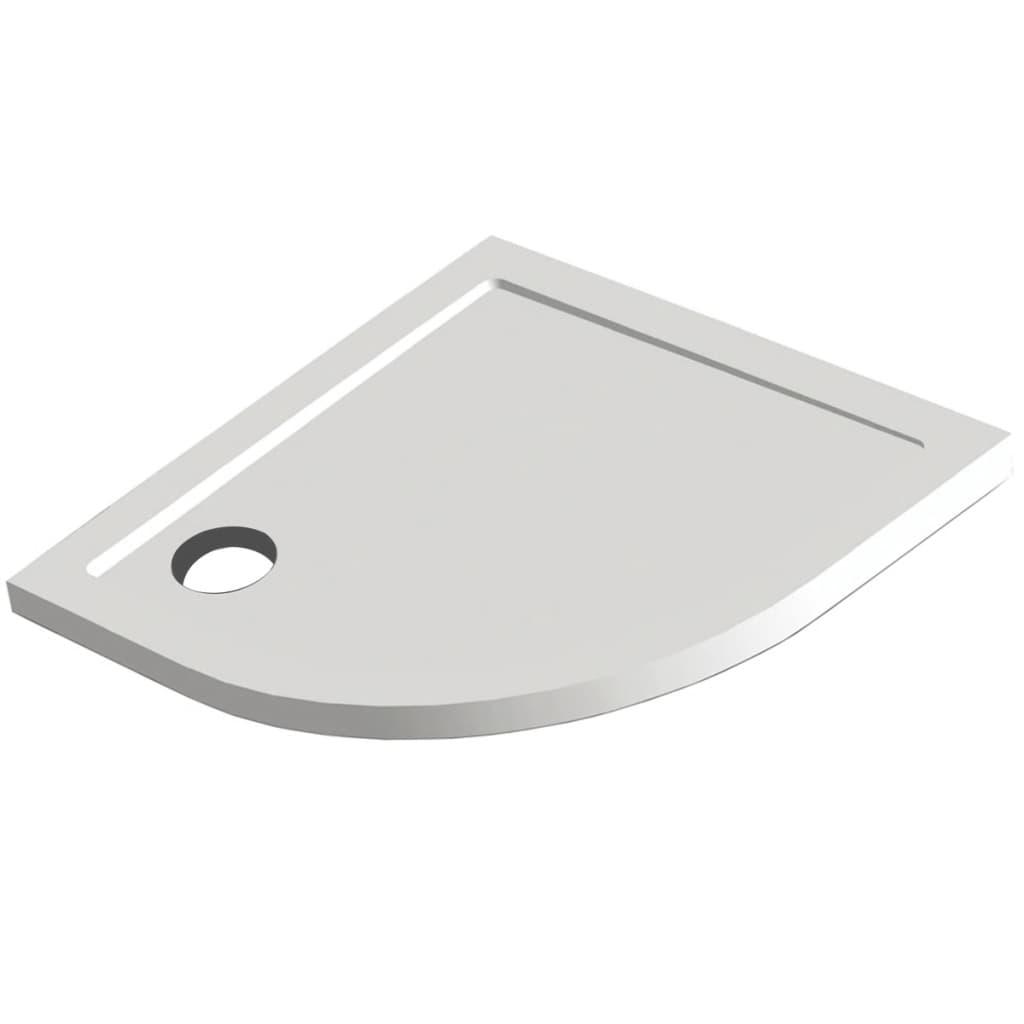 Get Wet by Sealskin fusion innebygd dusjbrett kvadratisk 60431208010