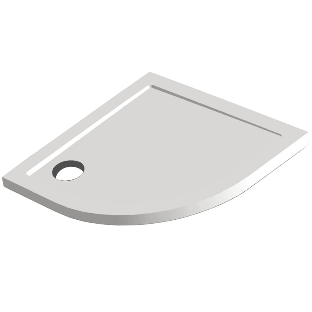 Get Wet by Sealskin fusion innebygd dusjbrett kvadratisk 60431209010