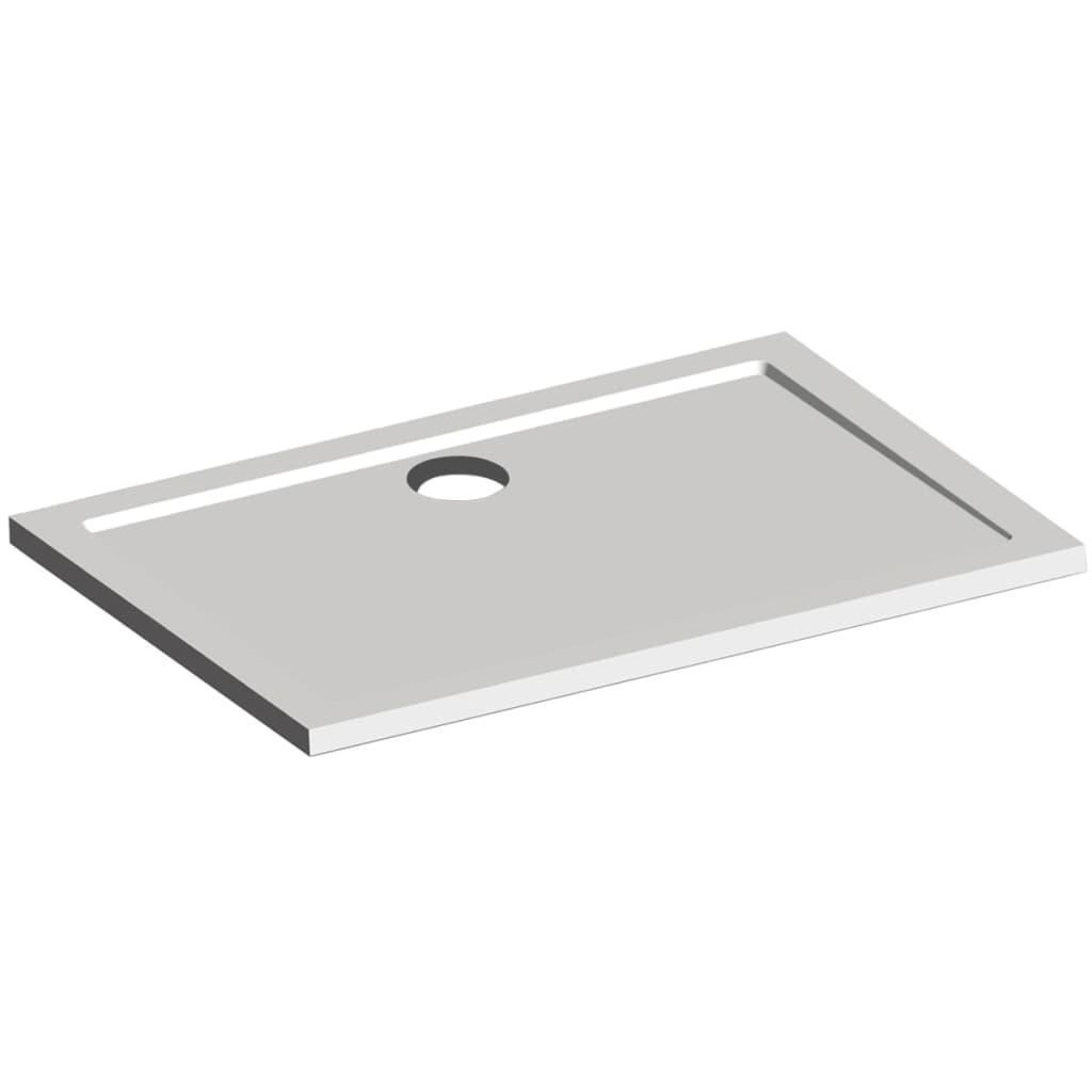 Get Wet by Sealskin fusion innebygd dusjbrett rektangulært 60431209610