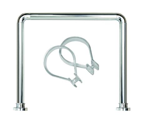 sealskin duschstange u form seallux 12 ringe chrom 13276668918 zum schn ppchenpreis. Black Bedroom Furniture Sets. Home Design Ideas