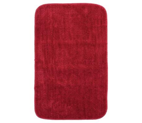 acheter tapis de bain doux de sealskin 50 x 80 cm rouge 294425459 pas cher. Black Bedroom Furniture Sets. Home Design Ideas