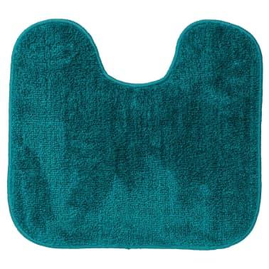 Sealskin toiletmat Doux 45 x 50 cm petrolblauw 294428426[1/2]
