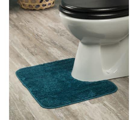 Sealskin toiletmat Doux 45 x 50 cm petrolblauw 294428426[2/2]