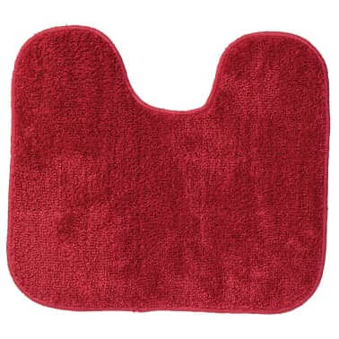 acheter tapis de 45 x 50 cm doux de sealskin rouge 294428459 pas cher. Black Bedroom Furniture Sets. Home Design Ideas
