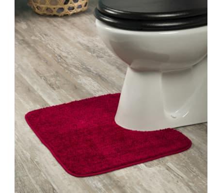 Sealskin toiletmat Doux 45 x 50 cm rood 294428459[2/2]
