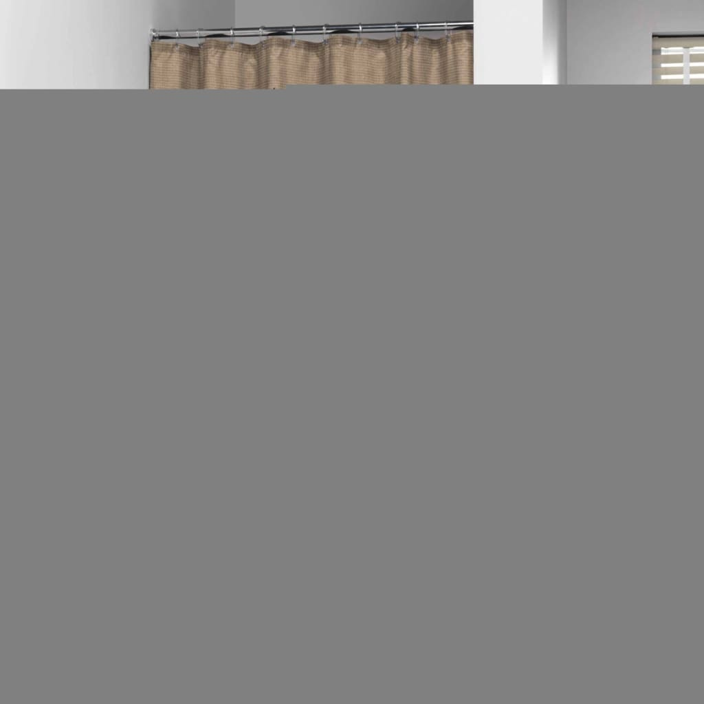 Sealskin Dusjforheng Provence 180 cm beige 233321366