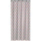 Sealskin Shower Curtain Diamonds 180 cm Coral 235201346