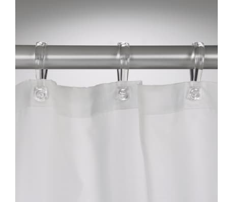 sealskin bathroom shower curtain machine washable marrakech