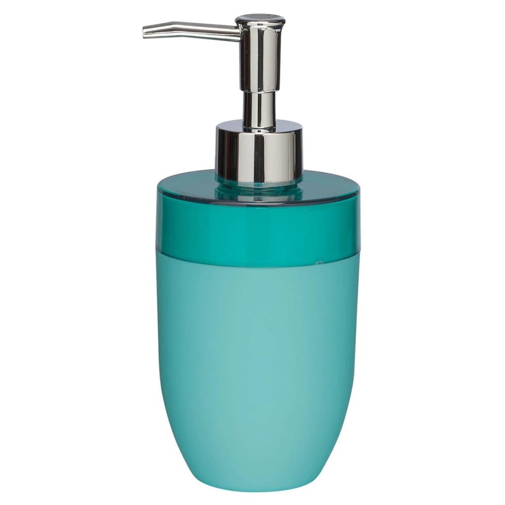 Afbeelding van Sealskin zeepdispenser Bloom aqua 361770230