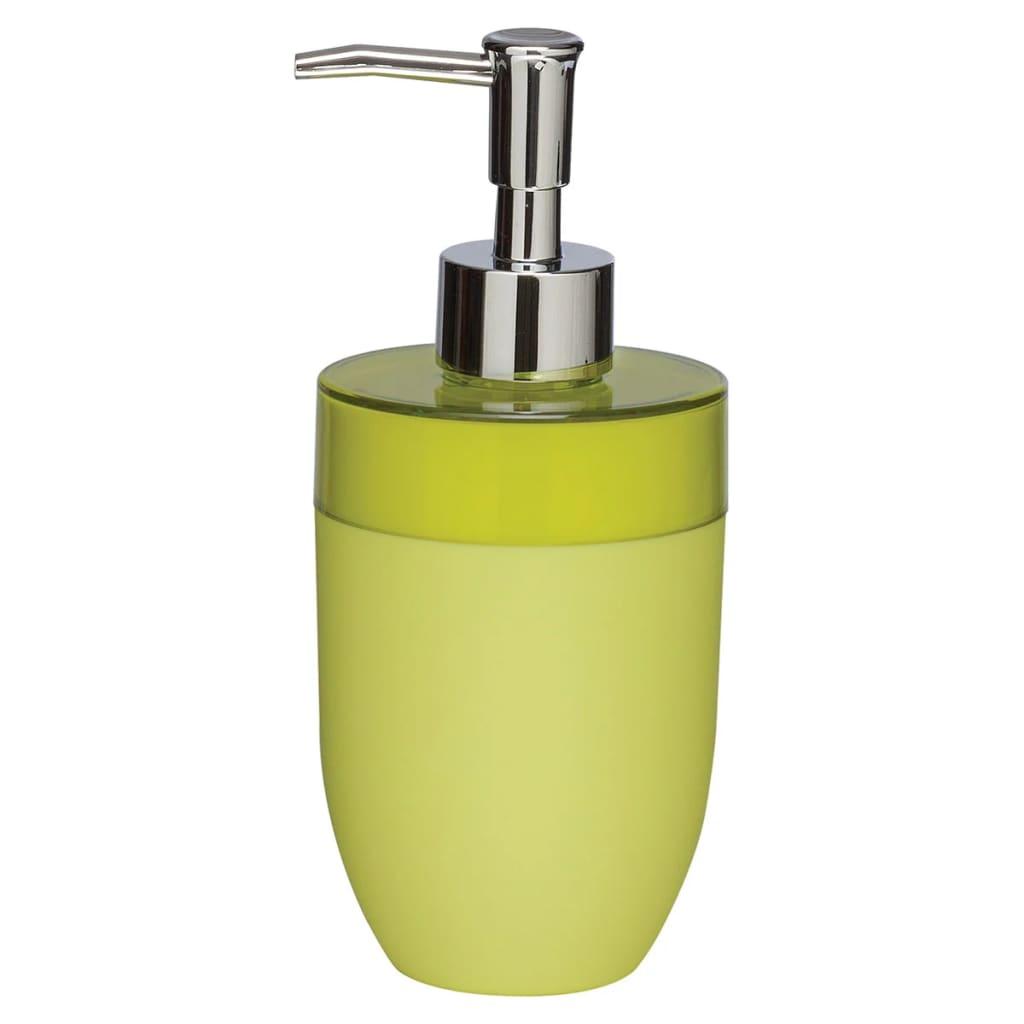 Afbeelding van Sealskin zeepdispenser Bloom limegroen 361770237
