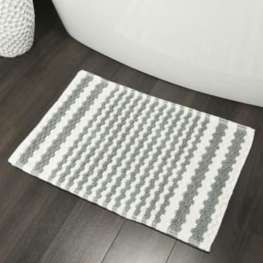 sealskin tappetino da bagno motif 50 x 80 cm grigio 294445414. Black Bedroom Furniture Sets. Home Design Ideas