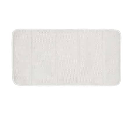 Sealskin veiligheidsmat Comfort 79 x 39 cm wit 315225410[1/4]