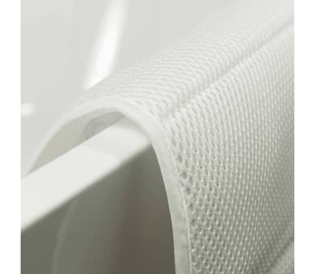 Sealskin veiligheidsmat Comfort 79 x 39 cm wit 315225410[4/4]