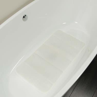 Sealskin veiligheidsmat Comfort 79 x 39 cm wit 315225410[3/4]