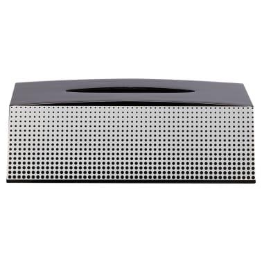 Support boîte à mouchoir noir Speckles Sealskin 361890819[1/4]