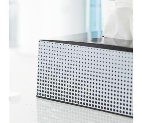 Support boîte à mouchoir noir Speckles Sealskin 361890819[3/4]