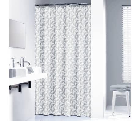 acheter rideau de douche piega de sealskin 180 cm gris 233591311 pas cher. Black Bedroom Furniture Sets. Home Design Ideas