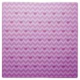 Sealskin Mata antypoślizgowa Leisure, 53 x 53 cm, różowa, 315242650