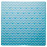 Sealskin Sikkerhetsmatte til bad Leisure 53x53 cm blå 315242624