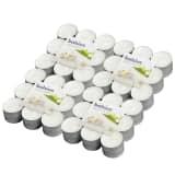 Bolsius Lumânări de ceai parfumate, 72 buc., lăcrămioare 103626949303