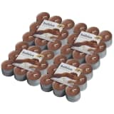Bolsius Duft-Teelichter 72 Stk. Sandelholz 103626949323