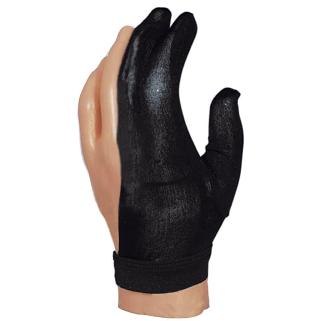 Afbeelding van Advantage biljart handschoen zwart fits all