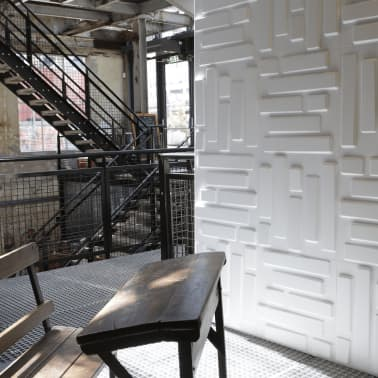 WallArt 3D Sienos plokštės Bricks 12 vnt. GA-WA02[2/10]