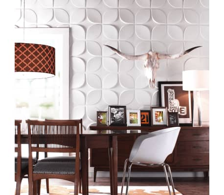 WallArt 3D Sienos plokštė Sweeps, 12 vnt., GA-WA06[5/11]