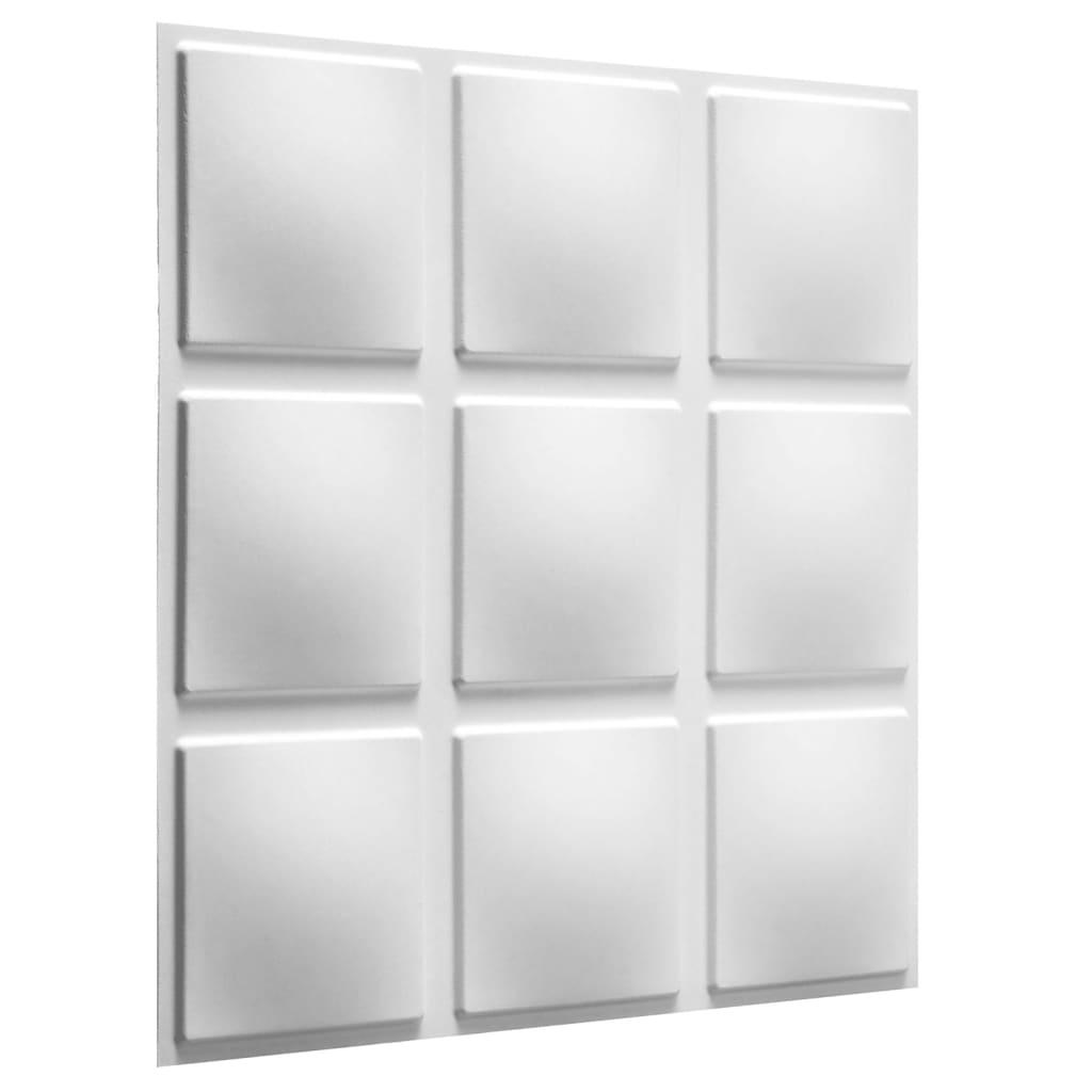 WallArt 3D-seinapaneelid, kuubikud, 12 tk