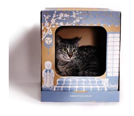 Poopy Cat 4 Pz Lettiera Per Gatti Monouso Marrone Naturale Litbox4