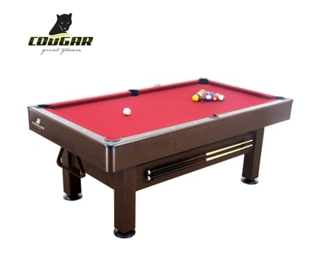 acheter table de billard topaze cougar pas cher. Black Bedroom Furniture Sets. Home Design Ideas
