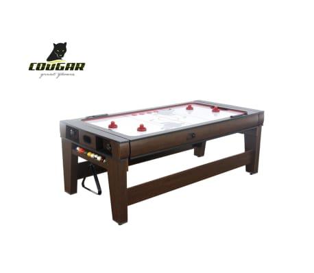Cougar Table de billard et de hockey sur coussin d'air[1/12]