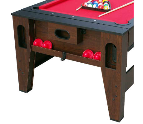 Cougar Reverso Pool & Air Hockey Table
