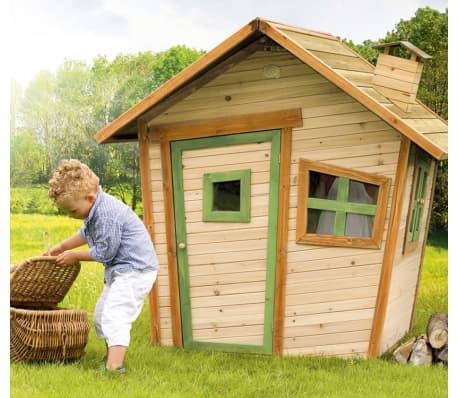axi spielhaus alice holz kinderspielhaus garten 108 x 95 x 142 cm g nstig kaufen. Black Bedroom Furniture Sets. Home Design Ideas