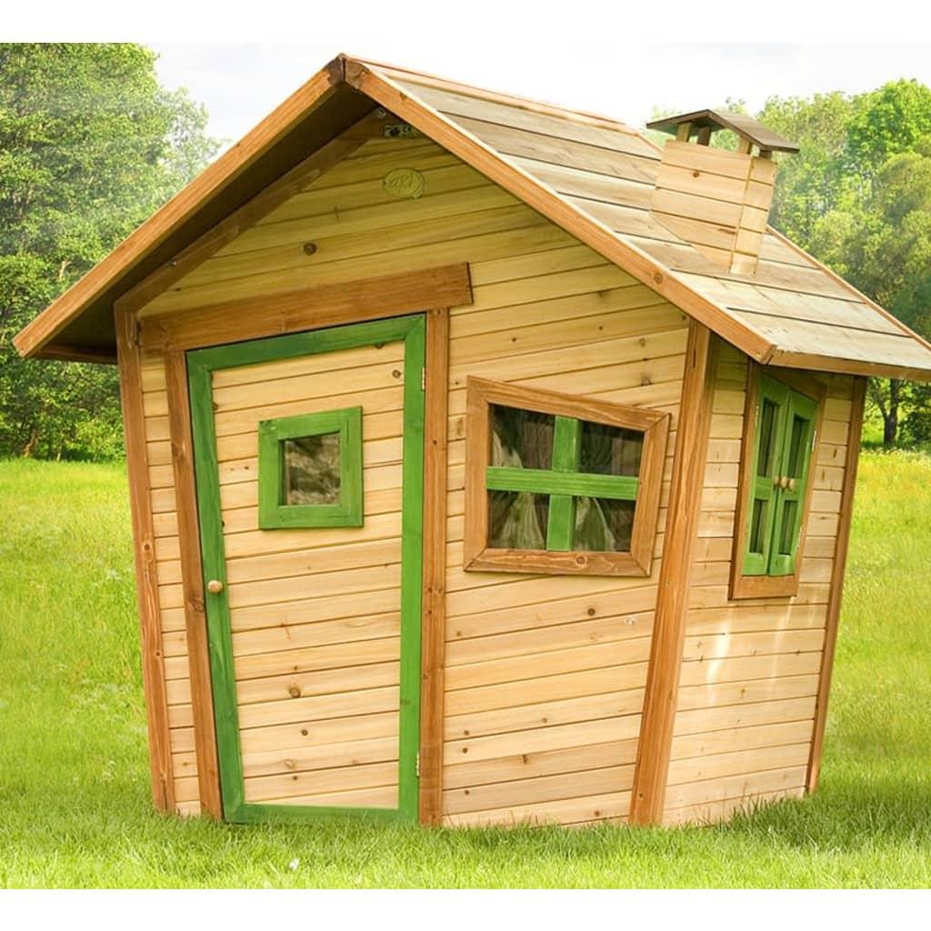 AXI Maisonnette de Jardin Bois Alice Aire de Jeu pour Enfants