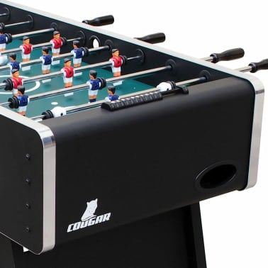 Cougar Arena Stalo futbolo stalas su teleskopiniais strypais, 16 mm[6/7]