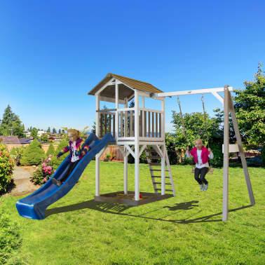 Sunny Aire de jeu Beach Tower Single Swing 349x277x242 cm C050.017.00[4/6]