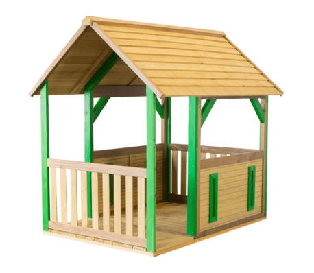axi spielhaus forest holz g nstig kaufen. Black Bedroom Furniture Sets. Home Design Ideas