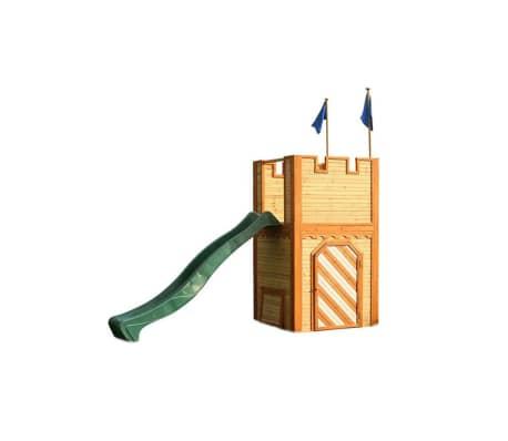 AXI Aire de jeu avec échelle et toboggan Arthur Bois A030.109.00[1/6]