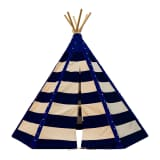 Sunny Teepee Tent Lumo with LED Blue and White C052.103.01