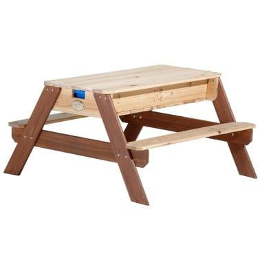 AXI Mesa de picnic arena/agua con sombrilla Nick[3/12]
