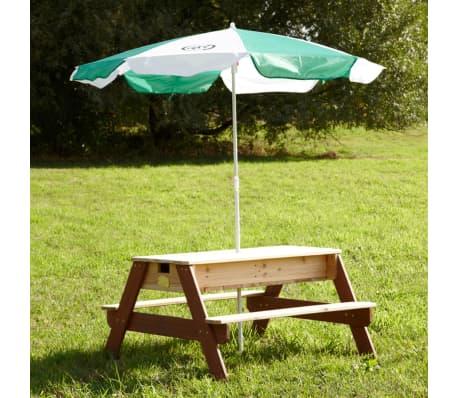 AXI Mesa de picnic arena/agua con sombrilla Nick[1/12]