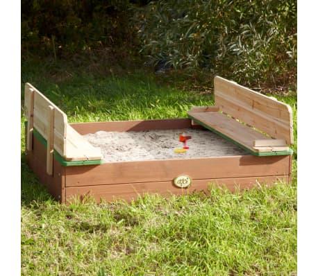 AXI Smėlio dėžė Ella su suoliuku[5/11]